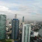 Daytime view of Makati Skyline