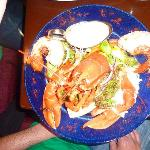 Lobster Salad at Mary Barry's