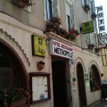 hotel restaurant Metropole et de gascogne
