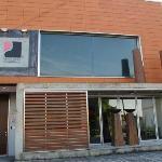 Restaurant - entrance