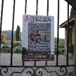 「ルールマラン城まつり」のポスター