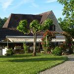Accueil et restaurant