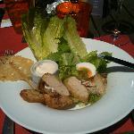 Salade Caesar Riva
