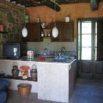 Our apt's kitchen