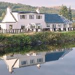 Tigh Na Mairi B & B, Canalside, Fort Augustus  by Loch Ness