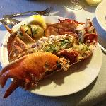 The best lobster we've ever had!