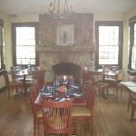 1st Dining room