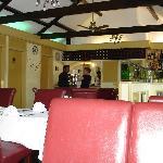 Dining area of Corbridge Tandoori