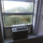 Air conditioning, view outside
