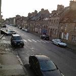 Street-side view