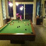 Pool game!