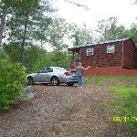 Cozy Cabin at Wagonmaster Ranch