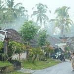 Melayang village