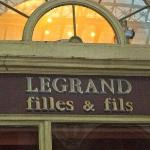 Entrance to Legrand