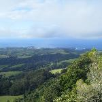 Kiama from Saddleback Mountain ~