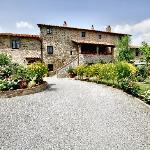 La Mucchia hotel in Tuscany,Cortona