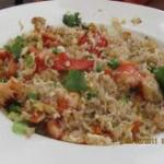 lobster fried rice was delicious