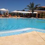 piscina Hotel Salomé