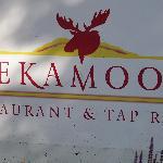 Peekamoose sign