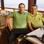Mario and Amandio