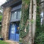La petite maison bleue