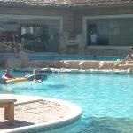 kleine zwembad