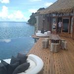 Over-Water Villa