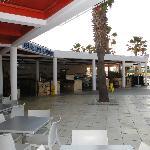 restaurants extérieurs