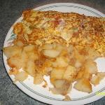 Garbage Omelette
