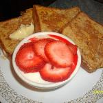 Vanilla and Cinnamon French Toast