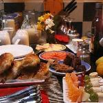breakfast in the Apassionata-Tango
