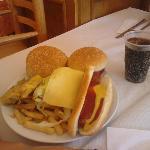 buffet almuerzo