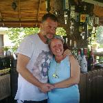 The lovely owner Volcan & Sebnam