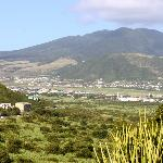 View of St-Kitts from Rock Haven Bed and breakfast