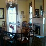 The dining room !