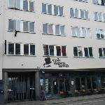 Outside Hostel