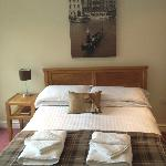 Bed 2 ground floor
