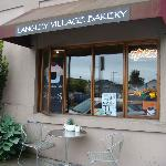Front of Bakery from the street