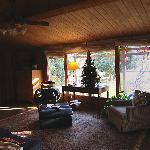 Corn Crib Sitting Room