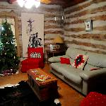 Weaning Cabin Sitting Room