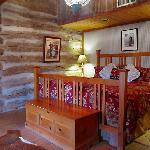 Weaning Cabin Bedroom