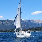 El lago Nahuel Huapi, un verdadero paraíso nautico