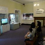 Information gallery in Tea Ware Museum