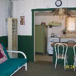 inside cabin