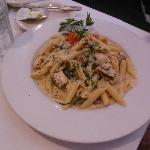 Pasta with Chicken and Dijon Mustard