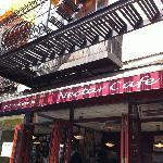 Nectar Cafe - exterior