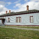 Officer's Quarters and Museum - Fort Buford
