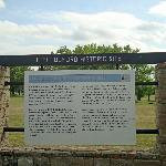 Fort Buford's Sign