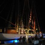 Boat/Club on Resort
