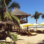 instalaciones en la playa